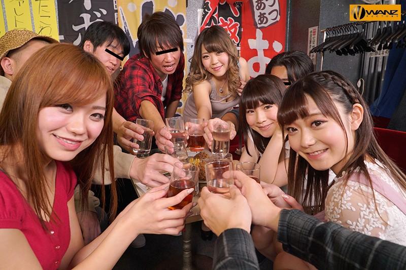 大学生の飲み会
